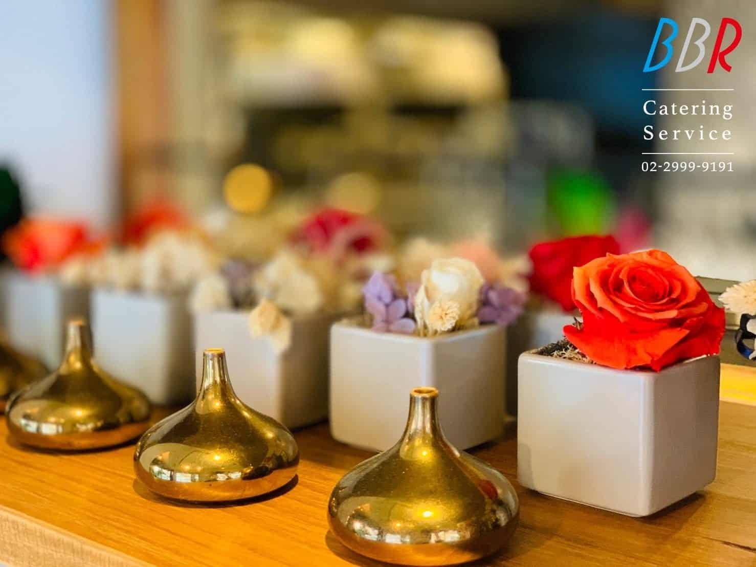 圖一、台北精緻外燴法國當代BBR專業服務及美味餐點,讓許多老客戶口碑推薦