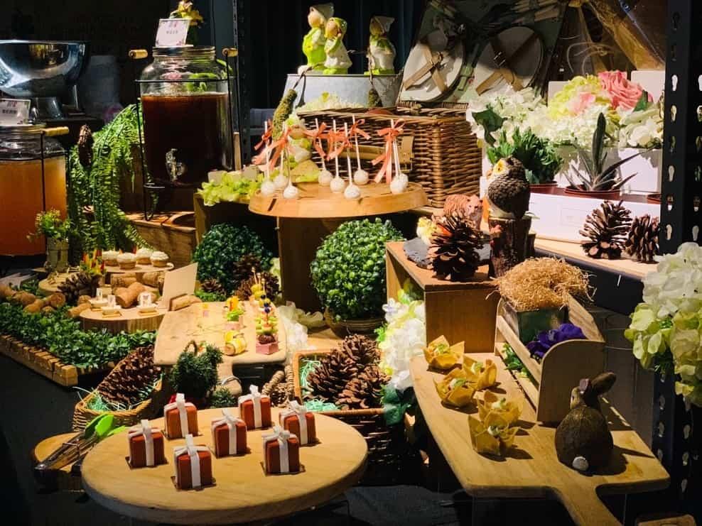 圖一、法國當代BBR突破傳統外燴限制,創造尊貴用餐體驗