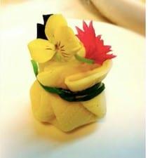 圖七、清爽低脂的鮪魚野菜囊餅,很受名媛貴婦歡迎