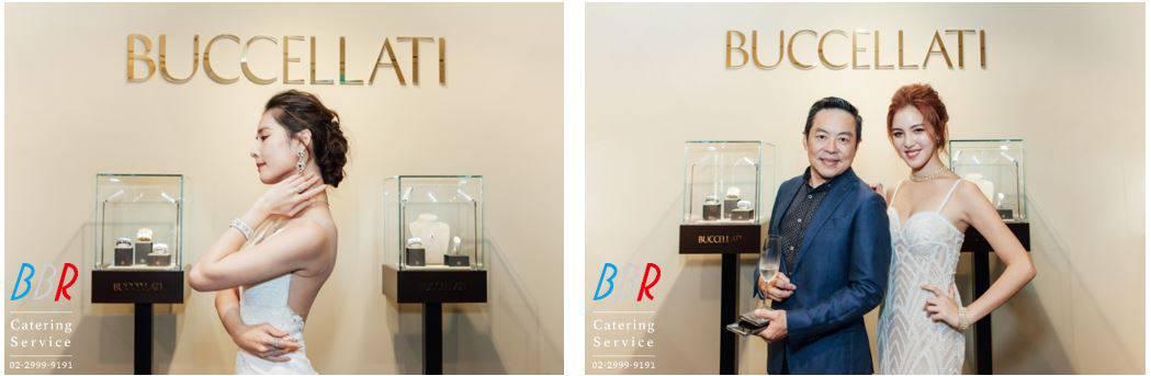 圖四、法國當代BBR集結花藝、婚紗、樂團、美妝美髮等各產業頂尖品牌,打造為五感帶來頂級饗宴的珠寶發表會